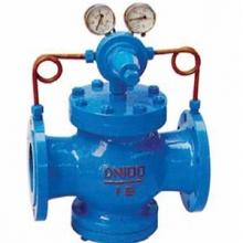 Air reducing valve