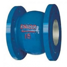 Noise elimination check valve