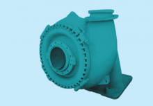 Series KSG Gravel Slurry Pump
