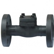 Flange type forged steel check valve